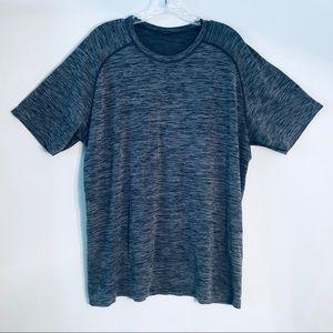 Lululemon   Vent Tech Short Sleeve Shirt Gray XL